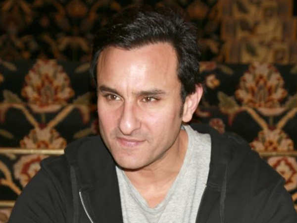 Saif Ali Khan looks unrecognisable in these photos from the sets of Kaaptan