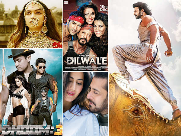 We list down 10 of the most expensive films made in India till now