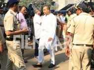 Sridevi's funeral: Anil Ambani arrives at the crematorium for the last rites