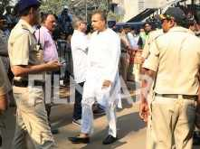 Sridevi's funeral: Anil Ambani arrives at the crematorium for the last rites