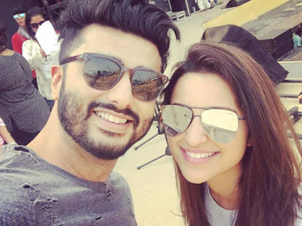 Arjun Kapoor and Parineeti Chopra to travel around the world for their film Namastey England
