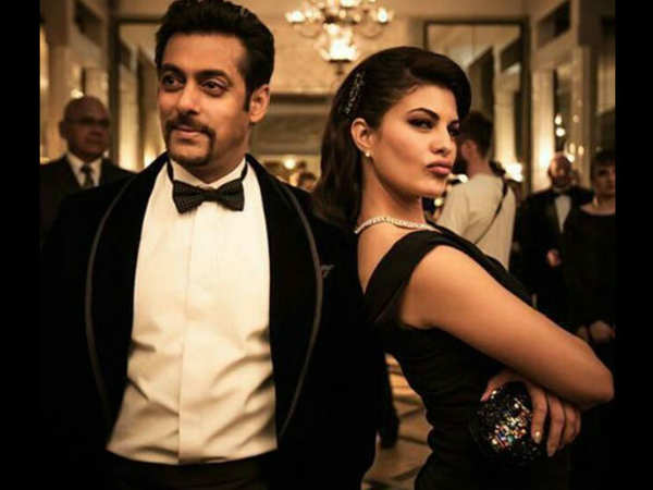 Salman Khan and Jaqueline Fernandez complete shooting for a huge chunk of Race 3