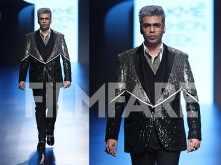 Karan Johar says Ranveer Singh is the brand ambassador of edgy fashion