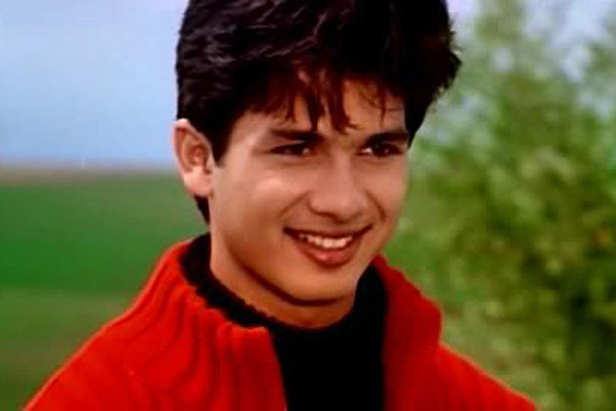 Image result for shahid kapoor young