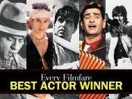 Every Filmfare Best Actor (Male) Winner Ever (1953-2017)