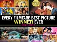 Filmfare Best Film Award Winners from 1953 to 2017