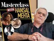 Masterclass on Filmmaking with Hansal Mehta