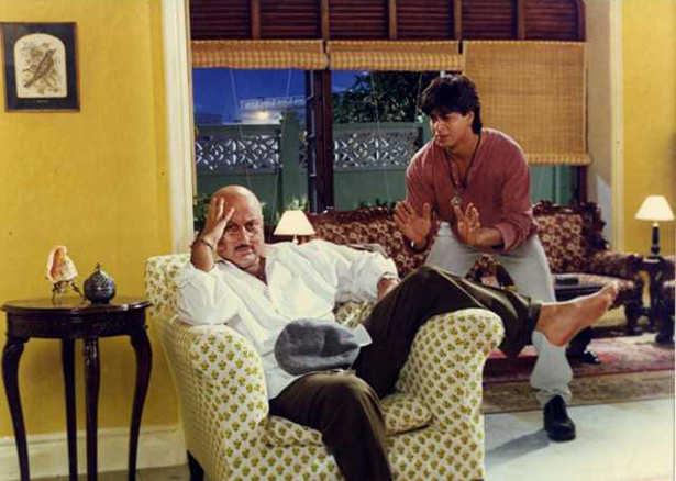 DDLJ's big win at the Filmfare Awards