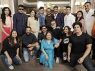 Aamir Khan Gives The Mahurat Clap For Madhuri Dixit – Anil Kapoor starrer Total Dhamaal