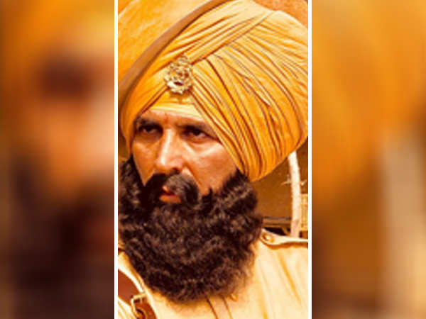 Check out the first look of Akshay Kumar starrer Kesari