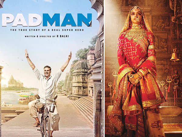 Padman shifts release date because of Padmavati?