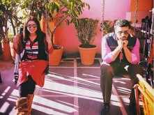 Arjun Kapoor wraps up the shooting schedule of Sandeep Aur Pinky Faraar