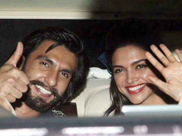 Did Ranveer Singh's parents gift Deepika Padukone a diamond set to make their bond official?