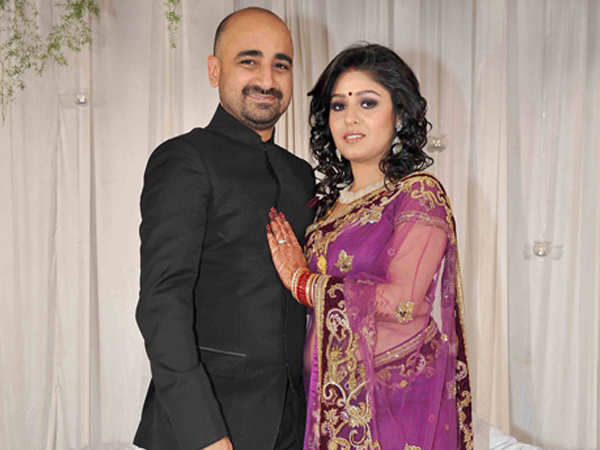 Singer Sunidhi Chauhan blessed with a baby boy!