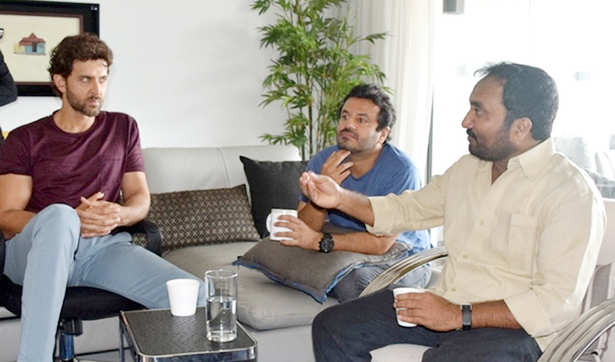Hrithik Roshan gears up for the shooting schedule of Super 30
