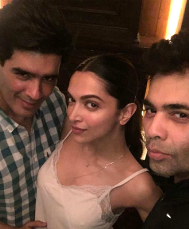 Karan Johar picks Deepika Padudone as the perfect daughter-in-law