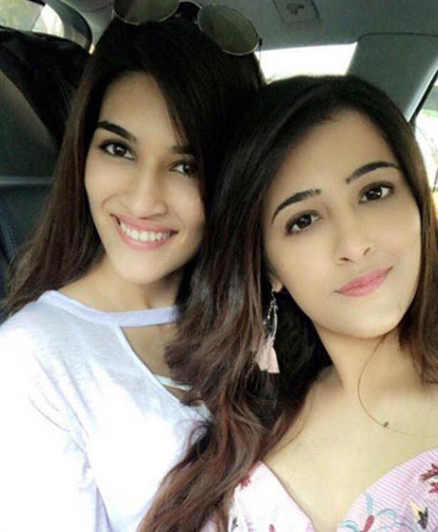 Sushant Singh Rajput helps Kriti Sanon's sister to enter Bollywood?