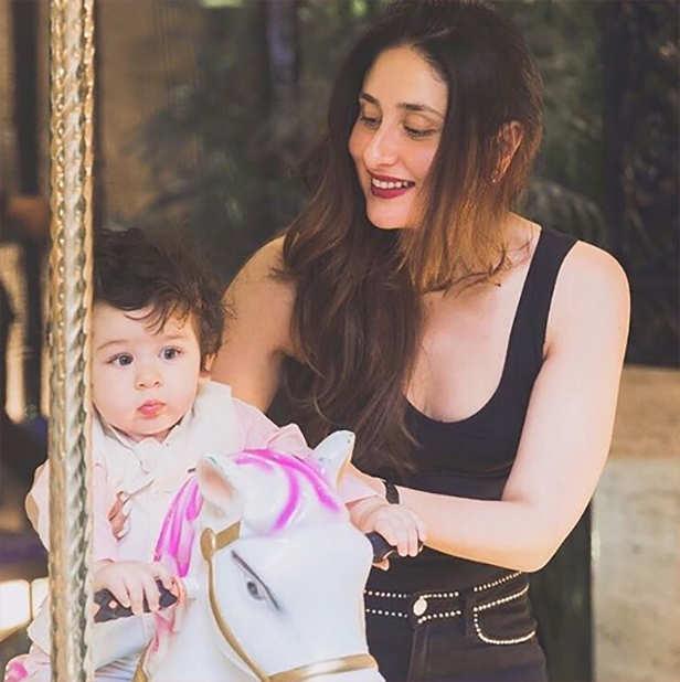 Kareena Kapoor Khan, Taimur Ali Khan