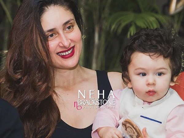 This new picture of baby Taimur with Kareena Kapoor Khan is too sweet for words
