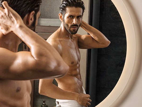 Kartik Aaryan's Hot Transformation Will Make Your Jaws Drop On The Floor