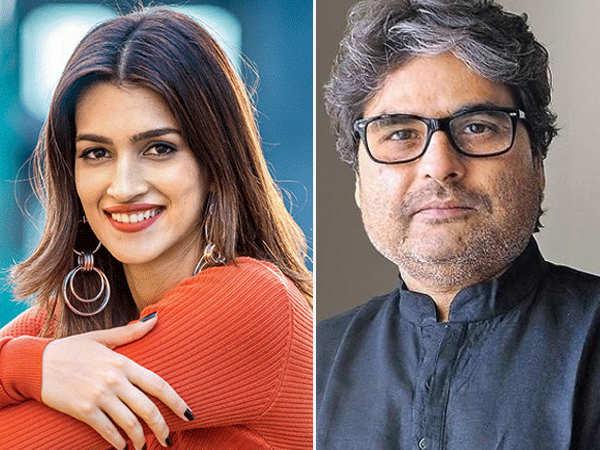 Exclusive! Vishal Bhardwaj auditions Kriti Sanon for his next