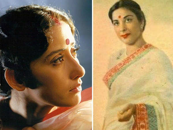This picture of Manisha Koirala from the sets of the Dutt biopic will leave you speechless