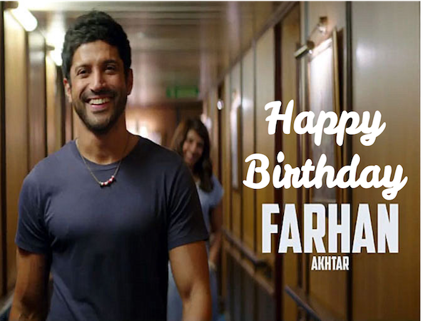 Birthday Special : 5 reasons we love Farhan Akhtar
