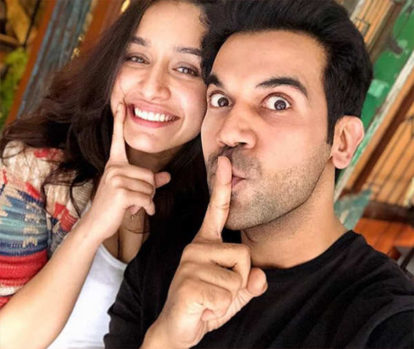 Rajkummar Rao and Shraddha Kapoor start preparing for their next