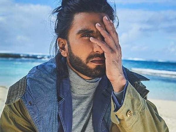 Ranveer Singh gets down and dirty