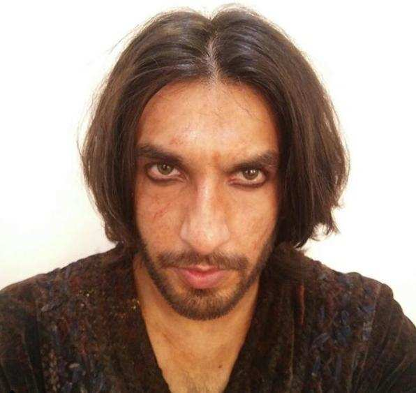 Here's how Ranveer Singh And Shahid Kapoor went under a complete transformation for Padmaavat