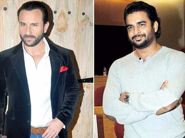 Will Saif Ali Khan and R Madhavan work together in a film soon?