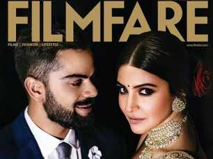Presenting Anushka Sharma and Virat Kohli on our latest cover