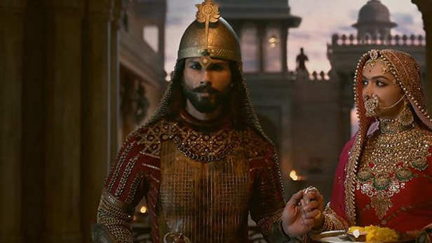 Exciting! Shahid Kapoor all set to enter the 100 crore club with Padmaavat
