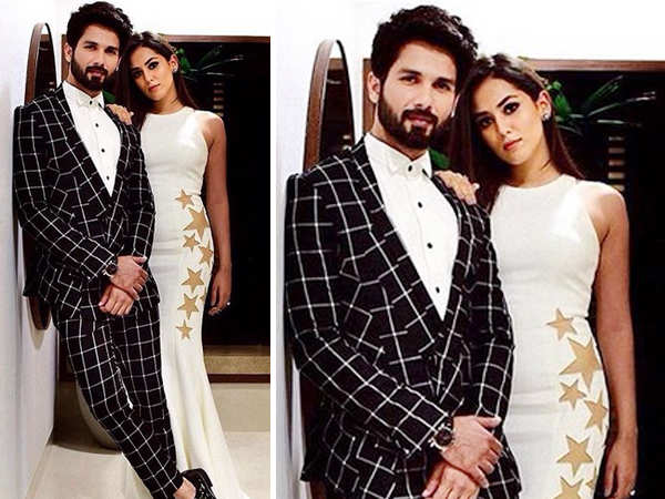 Shahid Kapoor and Mira Rajput show why they are the most stylish couple in the Industry