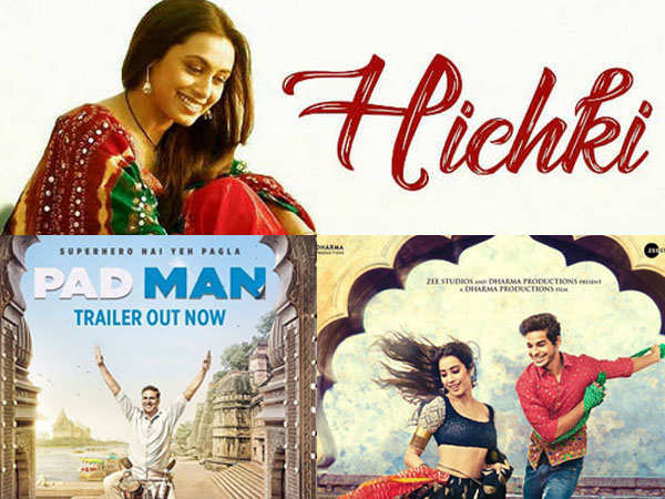 2018 Bollywood movies release calendar
