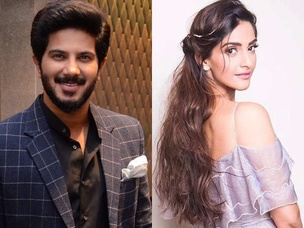 South star Dulquer Salmaan to star opposite Sonam Kapoor soon?