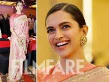 Deepika Padukone gets emotional as father Prakash Padukone wins an award