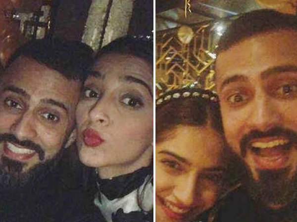 Sonam Kapoor reacts on her wedding rumours with beau Anand Ahuja