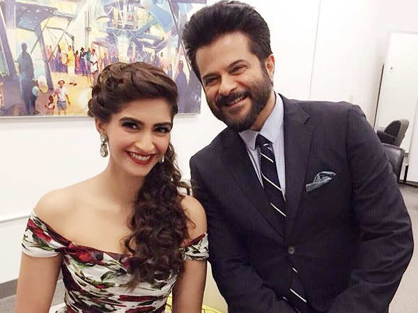 Anil Kapoor and daughter Sonam Kapoor all set to do a film together
