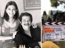 Sonam Kapoor and Anil Kapoor begin shooting for Ek Ladki Ko Dekha Toh Aisa Laga