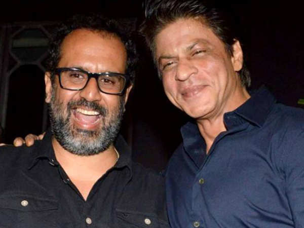 Image result for aanand l rai shahrukh khan