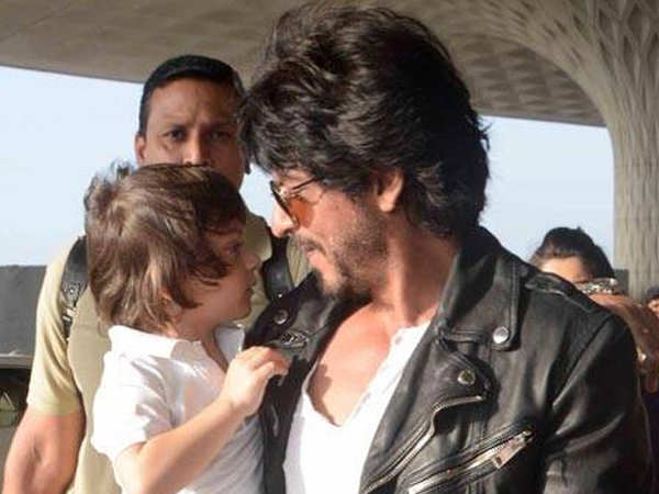 Shah Rukh Khan reveals AbRam Khan's favorite song is by Ed Sheeran