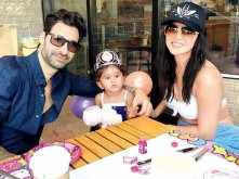 New mamma Sunny Leone calls motherhood the best phase of her life!