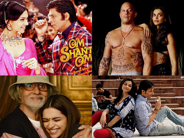 7 highlights of Deepika Padukone's super awesome career