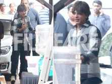 6 pictures of Shah Rukh Khan from the sets of Zero which have got us excited!