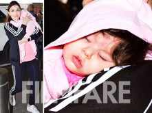 See these adorable pictures of Soha Ali Khan's daughter Inaaya Naumi Kemmu