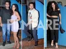 Katrina Kaif and Varun Dhawan turn up the heat at Ali Abbas Zafar's birthday bash