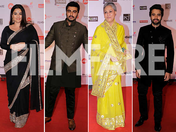 Ethnic is the new red carpet favourite