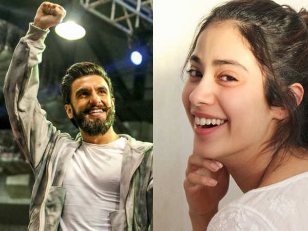 Janhvi Kapoor to be cast opposite Ranveer Singh after her debut film