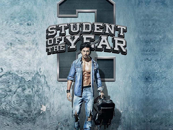 The release date for Student of The Year 2 is out now!